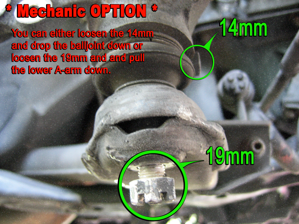 Wheel Bearing Replacement Gurus Guide W Pics Nasioc Subaru Rear Axle Diagram After A Good Recommendation By Gary S I Decided To Update This Pic You Have An Option Here Do Think Its Tad Bit Easier Loosen The 14mm And Drop